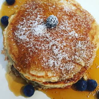 All day pancakes at Mook