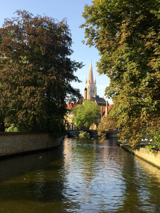 Bruges is so pretty in summer, but I can imagine winter must be magical too!